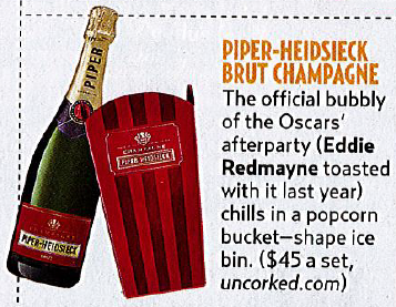 us weekly official bubbly