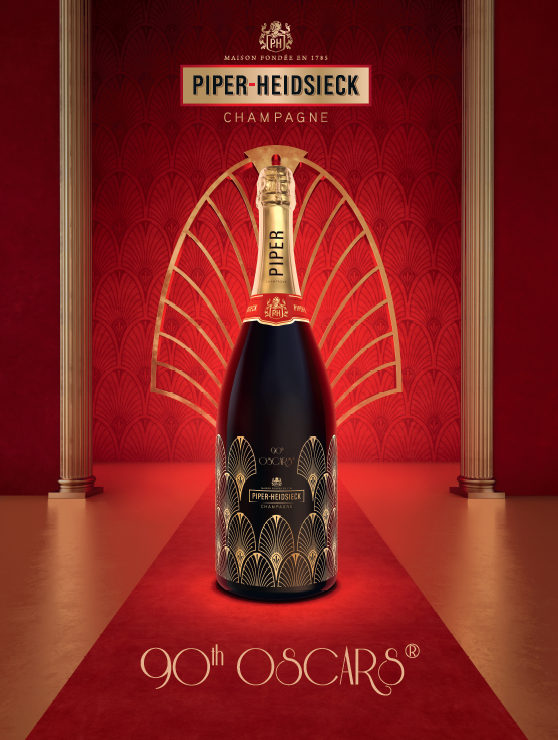 Piper-Heidsieck MAGNUM OSCARS 2018 - Red Carpet